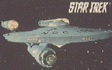 The Enterprise NCC 1701