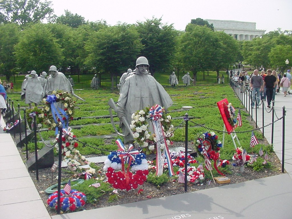 Image:The Korean War Veterans Memorial