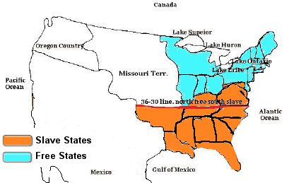 missouri compromise deutsch
