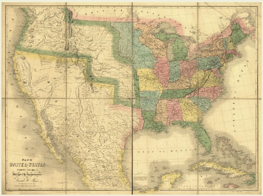 America In The Early 19th Century Topic Louisiana Purchase
