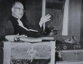 Image: Rev. Ernest Cassutto