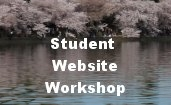 Student Website Workshop