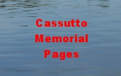 The Cassutto Memorial Pages