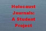 Holocaust Journals: A Student Project