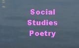 Social Studies Poetry